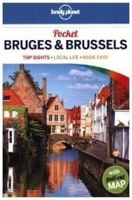 Lonely Planet Bruges and Brussels