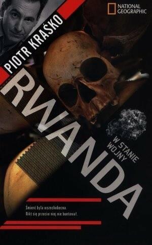 Burda Książki NG Rwanda. W stanie wojny - Piotr Kraśko