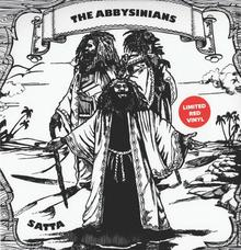 The Abyssinians [The Abbysinians] Satta. CD The Abyssinians [The Abbysinians]