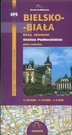 Cartomedia  Bielsko-Biała Plan miasta