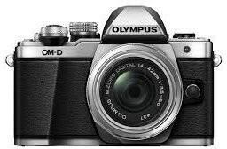 Olympus OM-D E-M10 Mark II + 14-42mm srebrny
