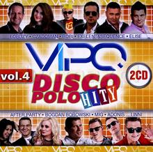 Wydawnictwo Folk Vipo - Disco Polo Hity vol. 4 CD