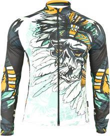 MIMO DESIGN AZTEC męska bluza rowerowa