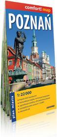 ExpressMap Poznań - laminowany plan miasta w skali 1: 22 000 - Praca zbiorowa