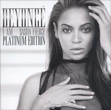 Beyonce I Am Sasha Fierce Platinum Edition)