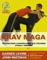 Purana Krav Maga. Podręcznik zawierający 230 technik ataku i obrony - Darren Levine