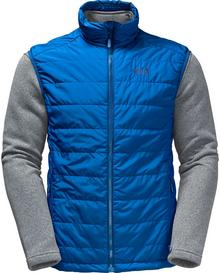 Jack Wolfskin Zestaw 3w1 kurtka polarowa + kamizelka CARIBOU GLEN MEN azure blue