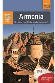 Bezdroża Armenia w krainie chaczkarów wulkanów i moreli. Przewodnik - Krzysztof Kamiński