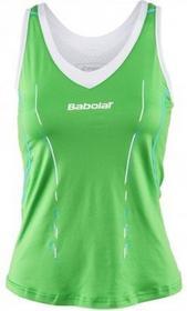 6a27b44eb5 -27% Babolat Koszulka tenisowa Tank Match Performance Women - green  41S1418-125