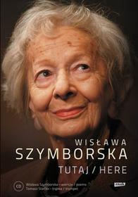 Znak Tutaj/Here (+CD) - Wisława Szymborska