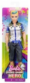 Mattel Barbie w świecie gier Ken