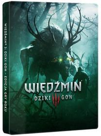 Cd Projekt Wiedźmin 3: Dziki Gon GOTY + steelbook PC