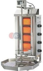 Potis Kebab/gyros gazowy 7 kW wsad 30 kg G 2 G 2