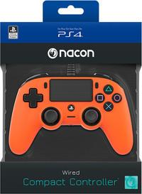 Nacon PS4 Compact Controller Pomarańczowy