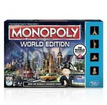 Hasbro Monopoly Tu i Teraz 00402