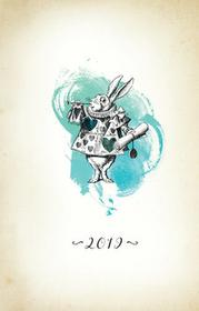 Kalendarz 2019 Alicja W Krainie Czarów