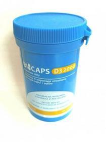 FORMEDS FORMEDS BIOCAPS WITAMINA D3 2000 60 KAPS. FO711