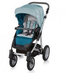 Baby Design Dotty 2w1 turkusowy
