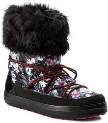 Crocs Śniegowce Lodgepoint Graphic Lace Boot 204791 Tropical/Black