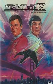 Star Trek IV: Powrót na ziemię (Star Trek IV: The Voyage Home) [DVD]