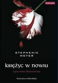 Dolnośląskie Stephenie Meyer Księżyc w nowiu (audiobook 2 CD MP3)