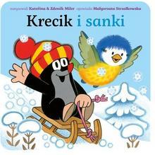 Bajka Krecik i sanki - Małgorzata Strzałkowska