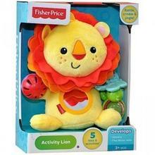 Fisher Price Lew z zabawkami CGN89