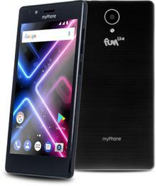 myPhone Fun 16GB Dual Sim Czarny