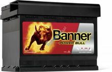 Banner POWER BULL P6009 12V 60 Ah 540 A P+