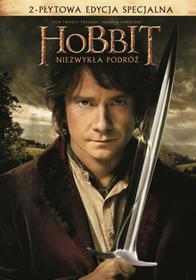 Galapagos Hobbit: Niezwykła podróż. Edycja specjalna 2 DVD Peter Jackson