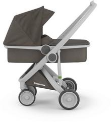 Greentom Wózek Greentom Upp Carrycot Gondola - grey/charcoal