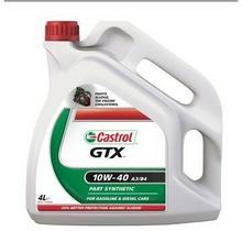 Olej silnikowy półsyntetyczny GTX A3/B4 10W40 (4 litry) CASTROL 10W40 GTX