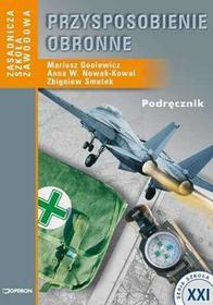 Goniewicz , Nowak-Kowal , SmutekPrzysposobienie obronne zsz podręcznik / wysyłka w 24h