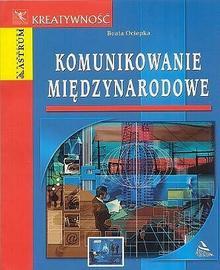 Komunikowanie międzynarodowe - Beata Ociepka