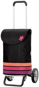 Andersen Wózek na zakupy Alu Star Blom 115-101-70 Różowy - różowy 115-101-70