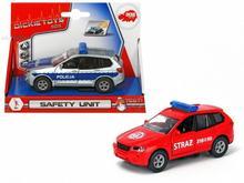 Dickie Toys S.O.S. Safety Unit, 2 rodzaje 3702011