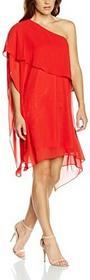 Swing Sukienka 110035-00 dla kobiet, kolor: czerwony, rozmiar: 38