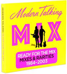Sony Music Entertainment Modern Talking. Ready For The Mix CD