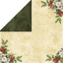 Papier ozdobny 30,5x30,5 White Christmas - 04