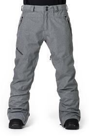 Horsefeathers spodnie snowboardowe męskie ELKINS PANTS gray melange)