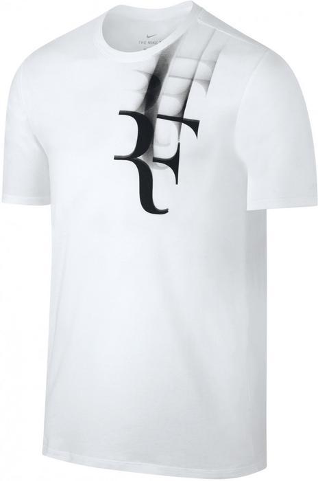 Nike koszulka tenisowa RF M NKCT TEE White S – ceny, dane