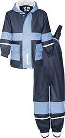 Playshoes dzieci matsch strój do garnituru, deszcz Basic, reflektory -  116 B01ARJ1E6M
