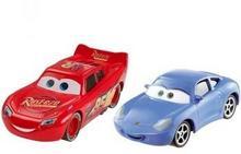 Cars Samochody Auta 3  3 Dwupak Lightning McQueen &amp Sally Die-Cast Vehicle