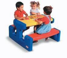 Little Tikes Duży stół piknikowy