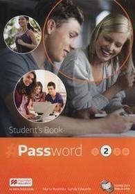 Macmillan Język angielski Password 2 LO podręcznik / CYKL WIELOLETNI - Macmillan