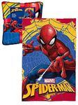 Disney Marvel Spiderman mv15270Polar Koc koc Premium. polar. łóżko dziecięce wyposażenie. 150zenti