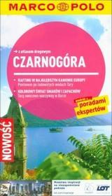 Marco Polo Czarnogóra. Przewodnik z atlasem drogowym - Praca zbiorowa