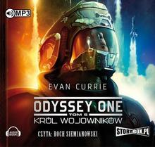 StoryBox.pl Król wojowników. Odyssey One (audiobook CD) - Evan Currie