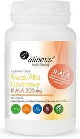 MedicaLine Kwas Alfa Liponowy R-ALA 200 mg 60 tabletek - Aliness 08B2-309C1
