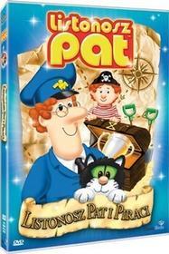 Listonosz Pat i piraci DVD)